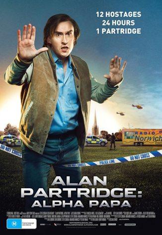 Alan Partridge : Alpha Papa (2013)
