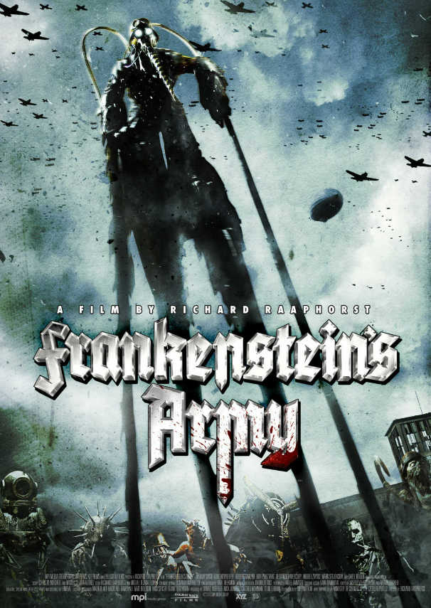 Frankenstein's Army (2013)